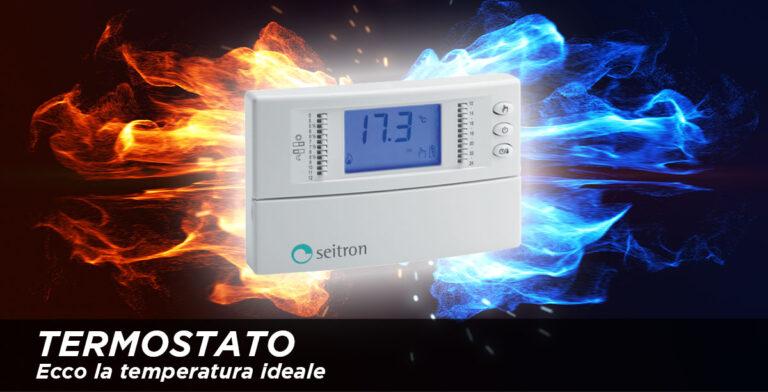 Termostato: temperatura ideale e consumi ridotti