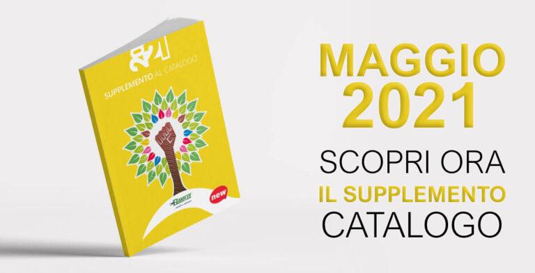 Catalogo DianFlex, scopri il supplemento maggio 2021