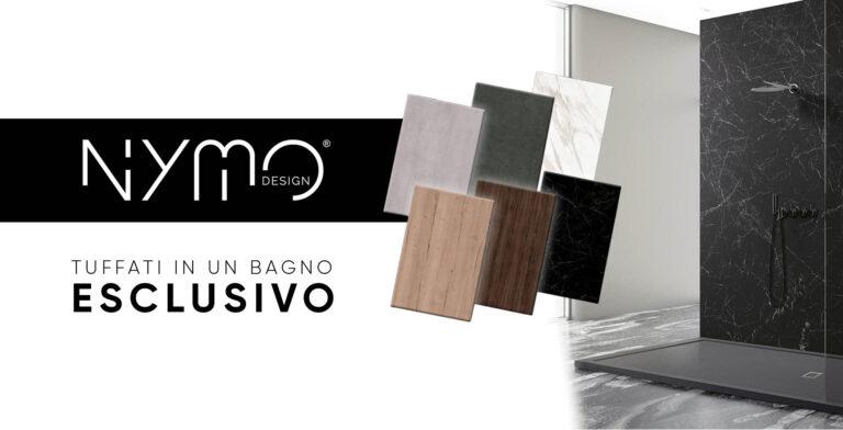 Nymo design: tuffati in un bagno esclusivo